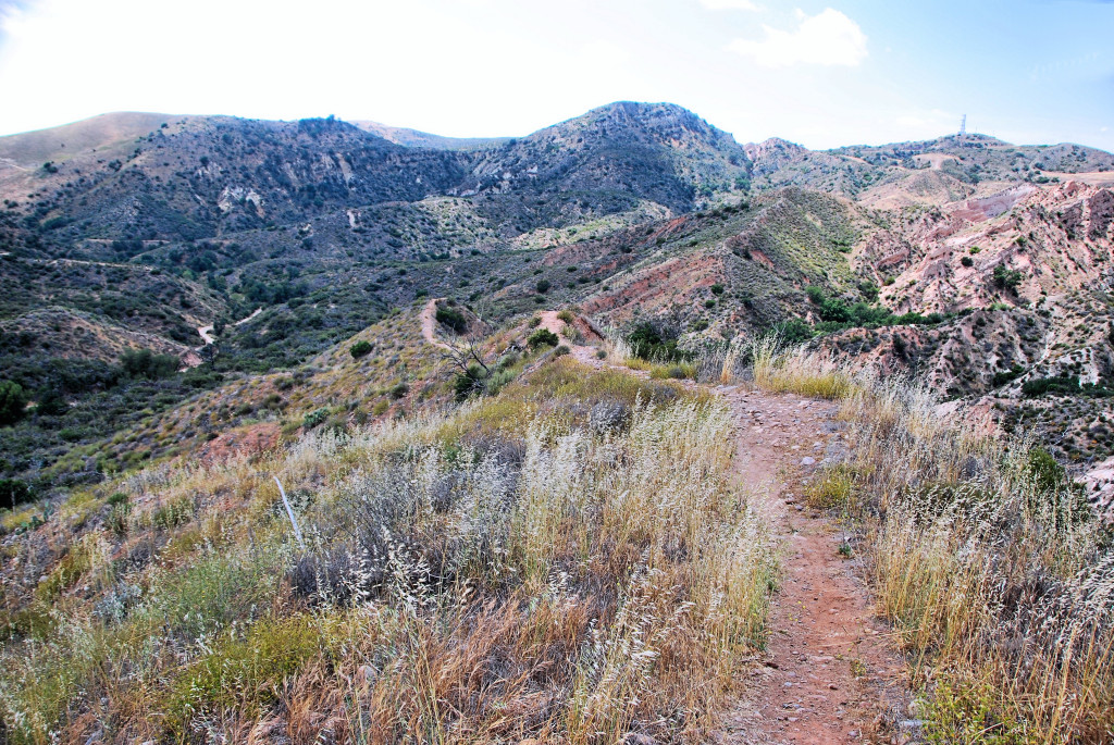 The Billy Goat Trail, Whiting Ranch Wilderness Park, Foothill Ranch, California